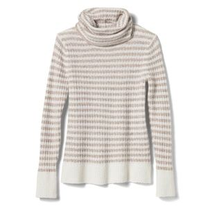 Banana Republic Aire Yarn Turtleneck Sweater